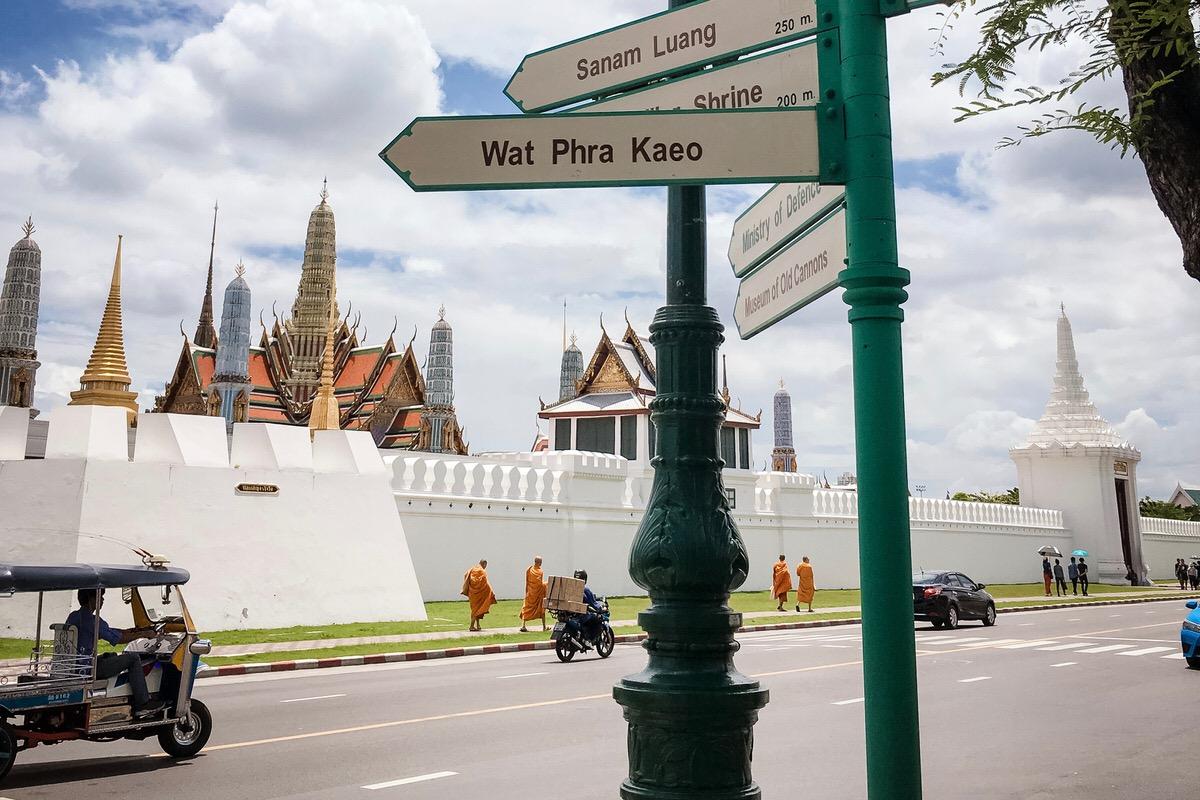 タイ・バンコク旅行エアビー宿泊体験