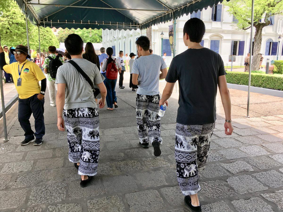 タイ・バンコクの一軒家に大人数で泊まったエアビー体験談